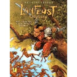 Lanfeust Odyssey 02<br>Het raadsel Goud-Azuur 2