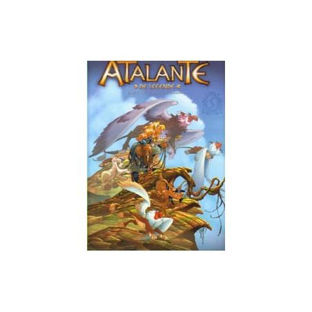 Atalante  04 HC De vlucht van de Boreaden
