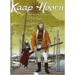 Kaap Hoorn 01 HC<br>De baai aan de oostkant