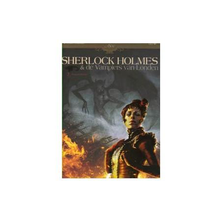 Sherlock Holmes D02 HC<br>De vampiers van Londen 2<br>Dood en...