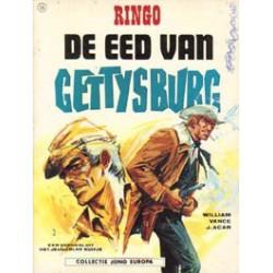 Ringo Vance Eed van Gettysberg Jong Europa 55 1e druk