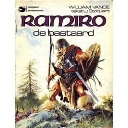 Ramiro 01 De bastaard 1e druk 1977