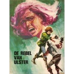Historische Strips 04 De rebel van Ulster 1e druk 1974