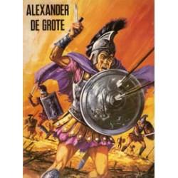 Historische Strips 02 Alexander de Grote 1e druk 1974