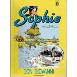 Sophie 18 Don Giovanni 1e druk 1990
