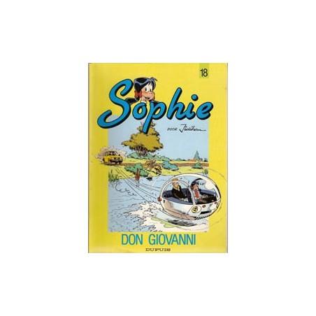 Sophie 18% Don Giovanni 1e druk 1990