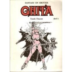 Ghita 01 Fantasy en erotiek 1e druk 1984