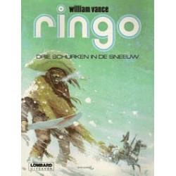 Ringo Vance setje<br>Deel 1 t/m 3<br>herdrukken 1978-1979