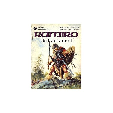 Ramiro setje Deel 1 t/m 8 1e drukken 1979-1985