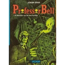 Professor Bell setje SC deel 1 t/m 4 1e drukken 2004