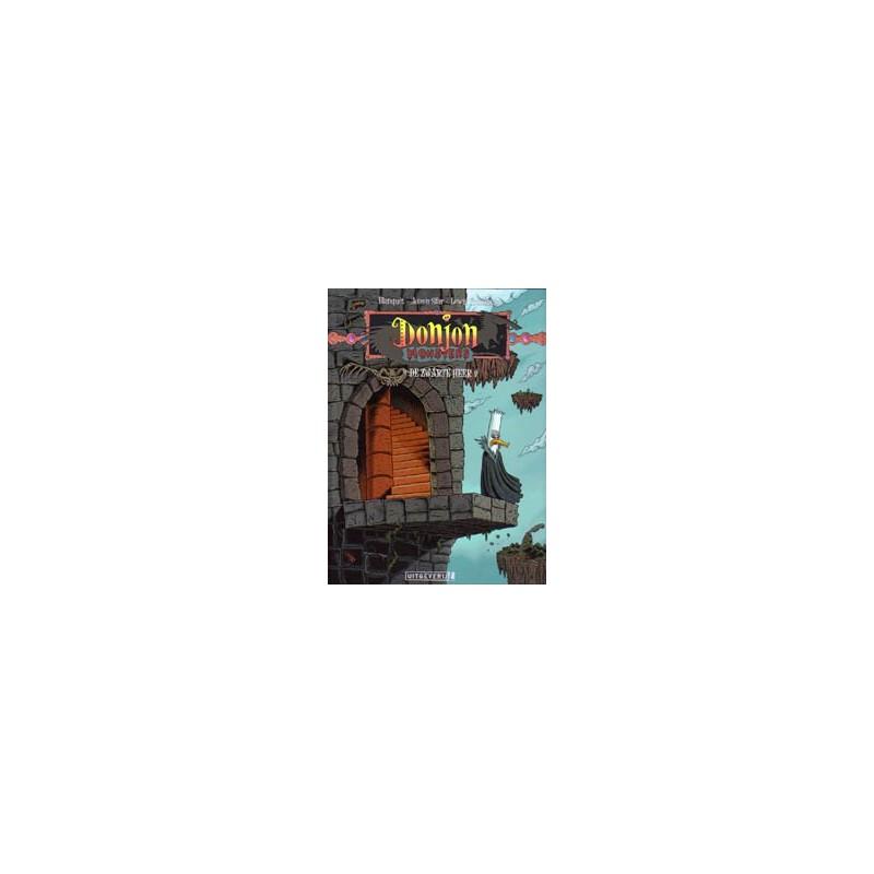 Donjon Monsters 04 HC De zwarte heer