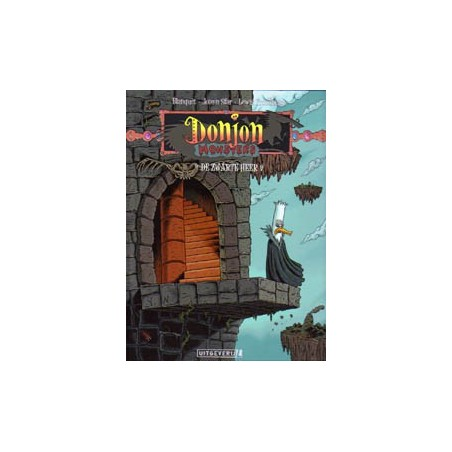Donjon Monsters 04 HC De zwarte heer