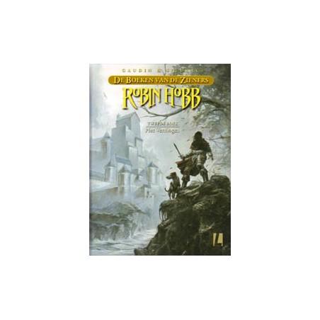 Boeken van de Zieners 02 HC Het vermogen naar Robin Hobb
