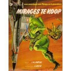 Tangy & Laverdure<br>05 Mirages te koop<br>herdruk