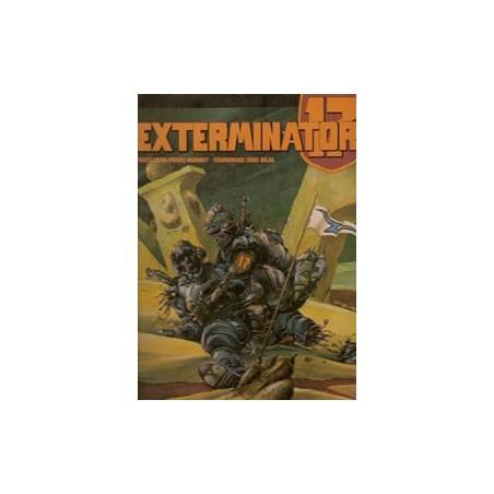 Bilal strips HC Exterminator 17 01 1e druk 1980