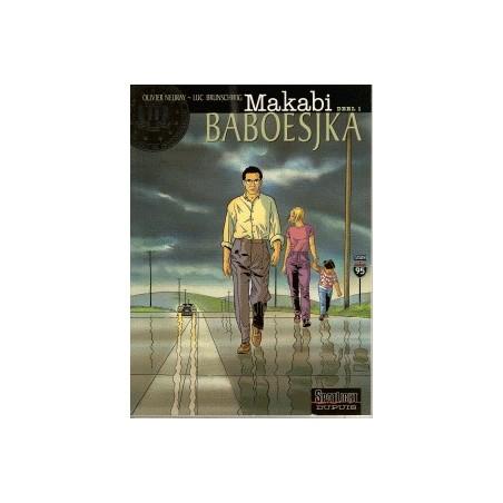 Makabi setje<br>deel 1 t/m 4<br>1e drukken 2002-2007