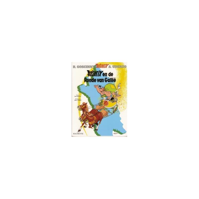 Asterix 05 De ronde van Gallië