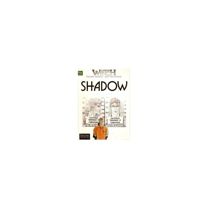 Largo Winch 12 - Shadow 1e druk 2002