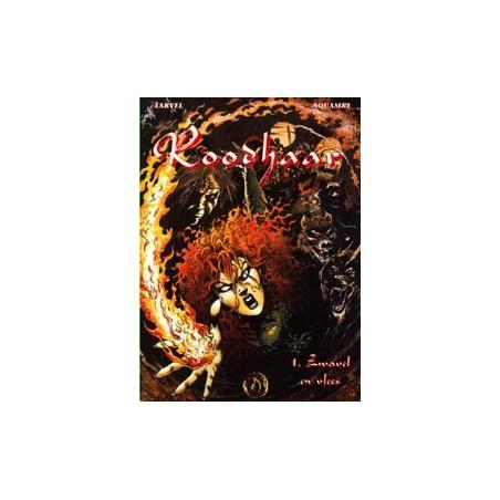 Roodhaar 01 Zwavel en vlees 1e druk 1996