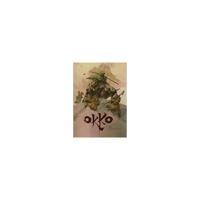 Okko 03 - De cyclus van de aarde I HC