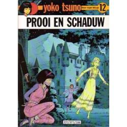 Yoko Tsuno<br>12 - Prooi en Schaduw<br>herdruk