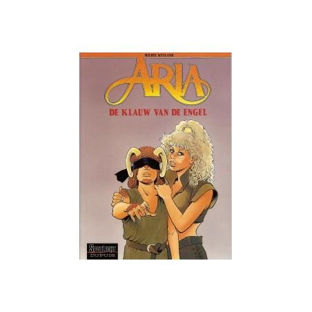 Aria 21 - De Klauw van de Engel 1e druk 1999