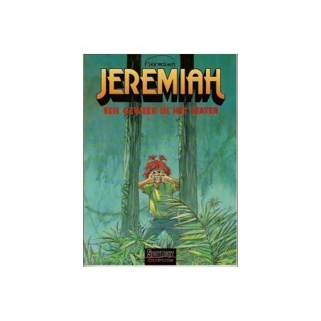 Jeremiah 22 Het geweer in het water 1e druk