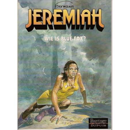 Jeremiah 23 - Wie is Blue Fox? 1e druk