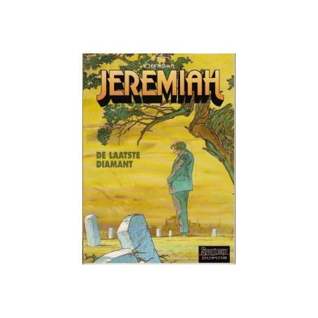 Jeremiah 24 - De Laatste Diamant 1e druk
