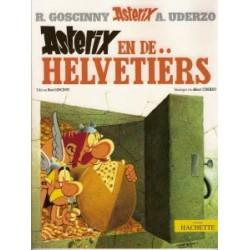Asterix 16 De Helvetiërs
