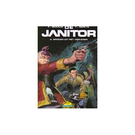 Janitor 04 HC Spoken uit het verleden
