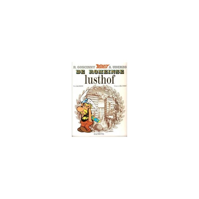 Asterix 17 De Romeinse lusthof