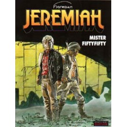 Jeremiah HC 30<br>Mister Fiftyfifty