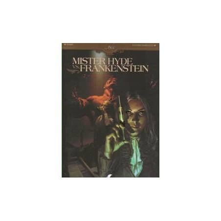 Mister Hyde vs. Frankenstein 02 HC De val van het huis Jekyll (Collectie 1800)