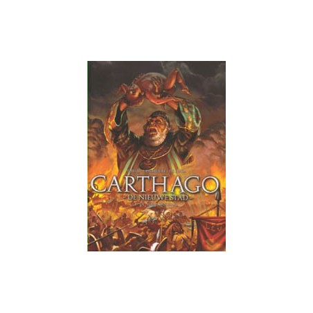 Carthago – De nieuwe stad 01 HC De adem van Baäl