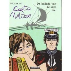 Corto Maltese KL02 HC<br>De ballade van de zilte zee