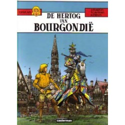 Tristan 12 De hertog van Bourgondië