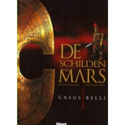 Schilden van Mars 01 HC<br>Casus belli