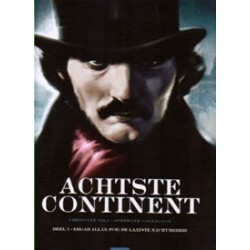 Achtste continent 01 HC<br>Edgar Allen Poe – Laatste nachtmerrie