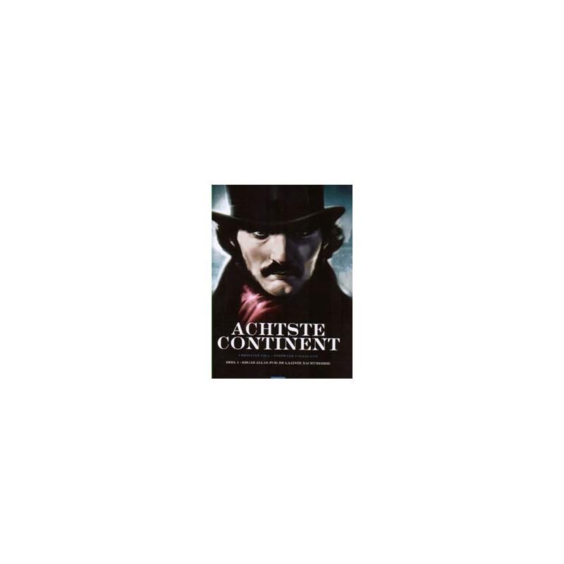 Achtste continent 01 HC Edgar Allen Poe – Laatste nachtmerrie