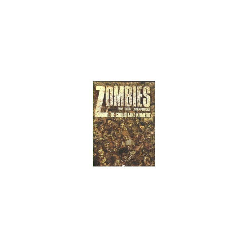 Zombies 01 HC De goddelijke komedie