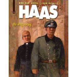 Haas 01 SC<br>De weg terug