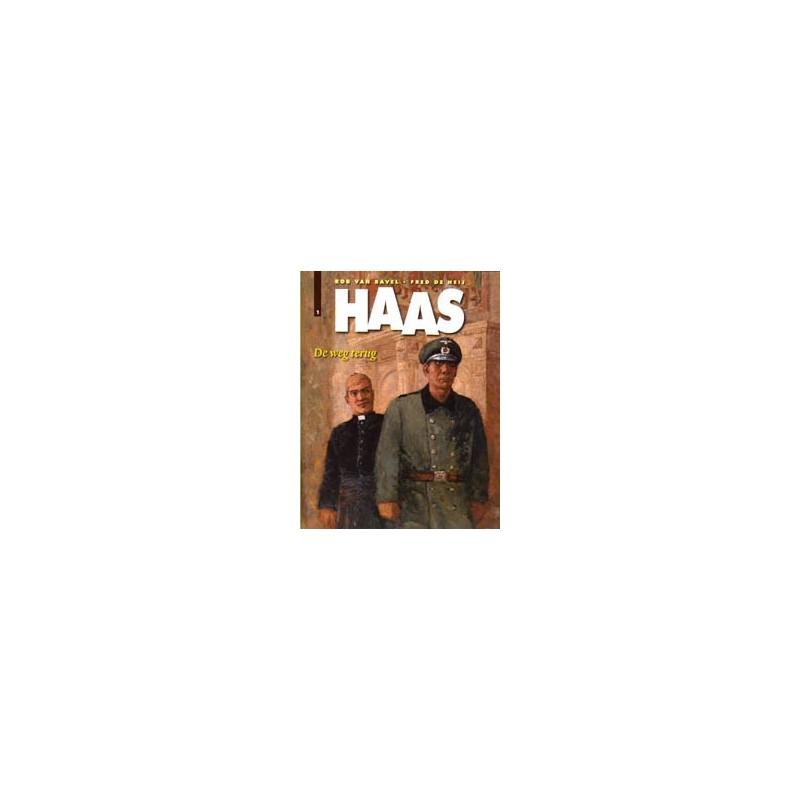 Haas 01 De weg terug