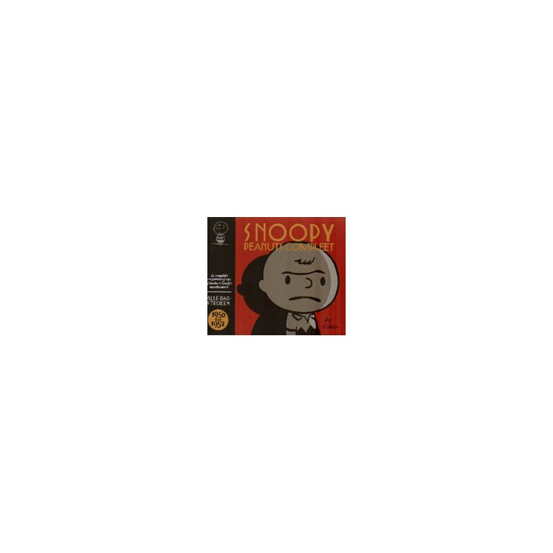 Snoopy NL Peanuts compleet 01 HC 1950-1952