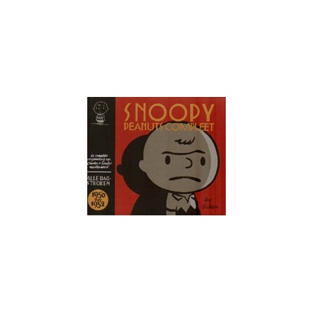 Snoopy NL<br>Peanuts compleet 01 HC<br>1950-1952