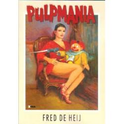 De Heij<br>Pulpmania<br>de beste verhalen uit Pulpman 1-10