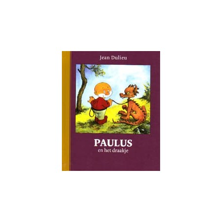 Paulus  Gouden klassiekers 04 HC Het draakje