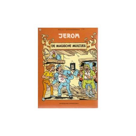 Jerom R10 De Magische Muiltjes 1e druk 1984