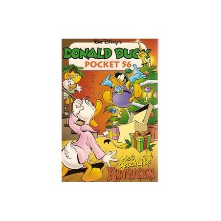 Donald Duck Pocket 056 Het geschifte kerstgeschenk 1e druk