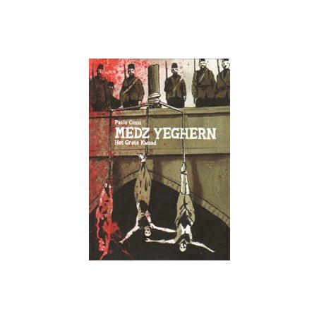 Cossi Medz Yeghern 01 HC Het grote kwaad